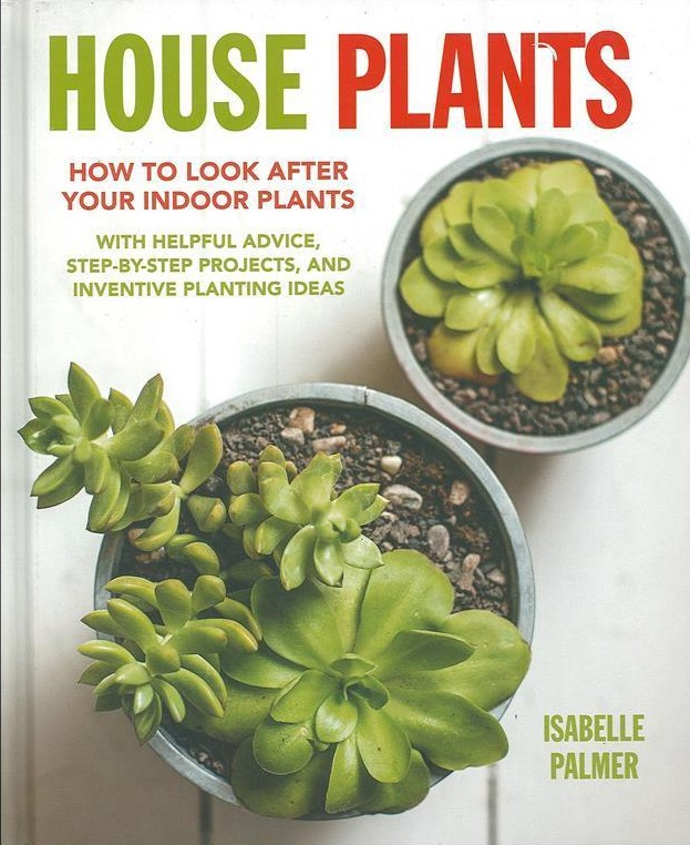 House plants: How to Look After your Indoor Plants: With Helpful Advice, step by step projects, and inventive planting ideas by Isabelle Palmer.